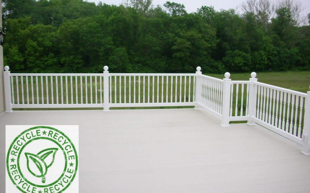 Environmentally Friendly Decking Material