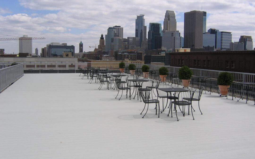 10 Benefits of Using AridDek Aluminum Rooftop Decking