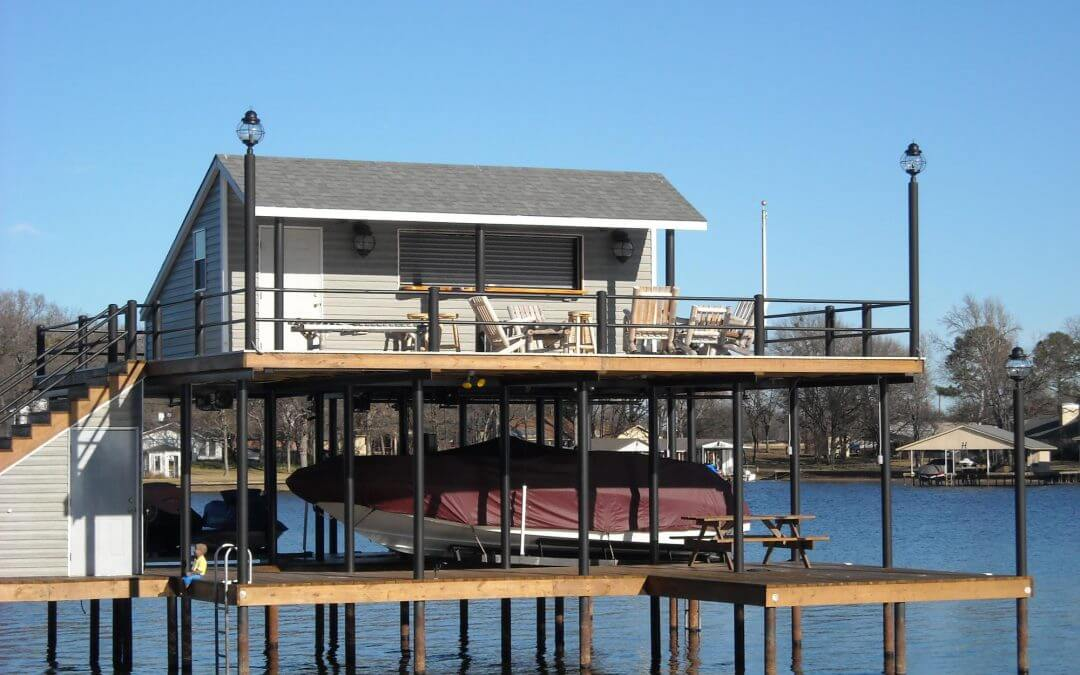 Best Dock Decking Product There Is – Docking Company Continues to See Value in AridDek Aluminum Decking