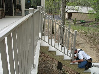 Learn More About Powder Coated Aluminum for Decks