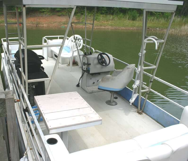Pontoon Boat Decking Aluminum Decking For Boats Wahoo
