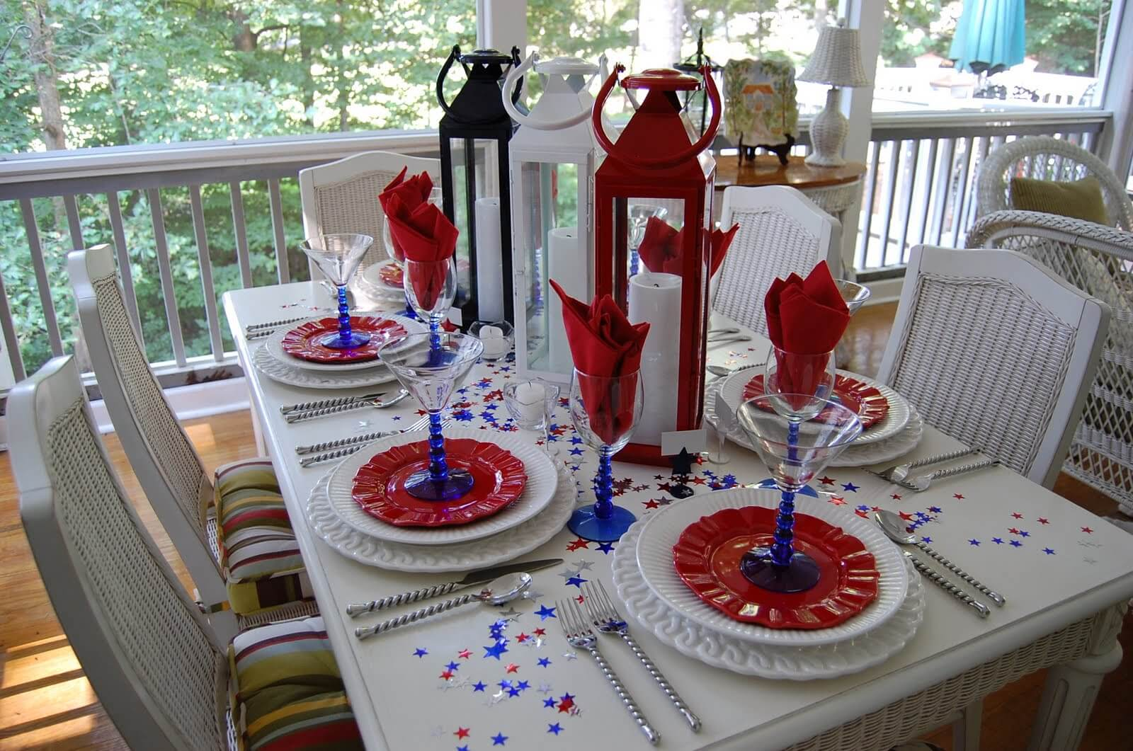 Deck Design Tips: Deck Out Your Outdoor Space for Independence Day | Wahoo Decks Aluminum Decking & Deck Railing 2
