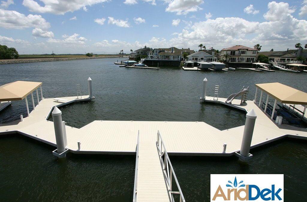 AridDek: Perect for Marine Decking Applications