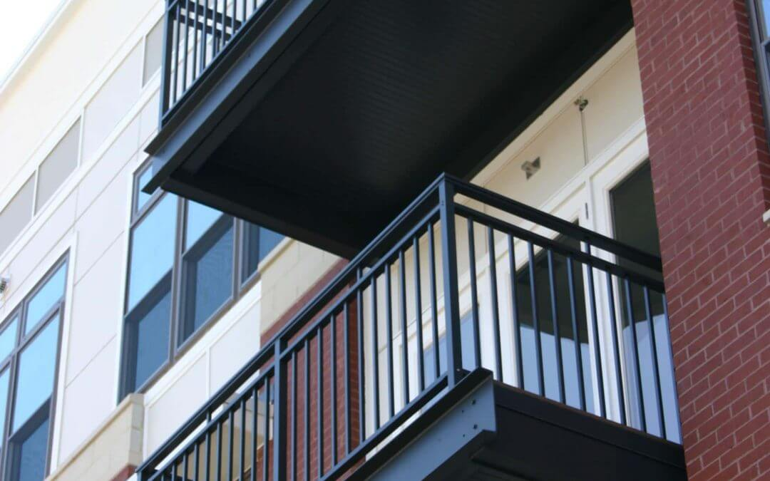 Solutions to Multifamily Decking and Balcony Applications