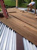 dryjoist deck drainage system