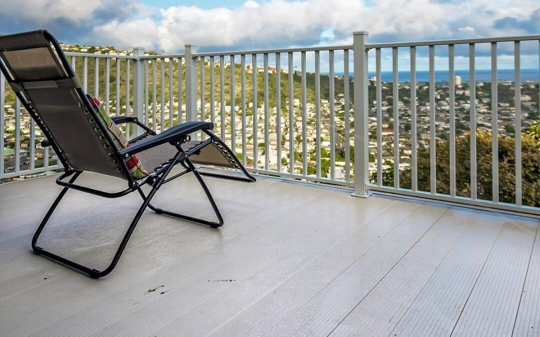 Hawaiian Vacation Estate & Real Estate Developer Chooses AridDek Low-Maintenance Aluminum Decking for Rental Properties | Wahoo Decks