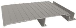 Aridek Granite Color Aluminum Decking