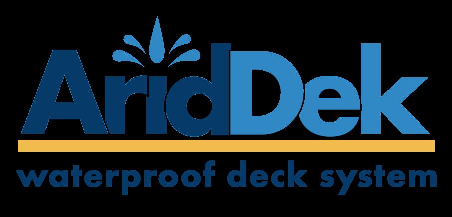 AridDek waterproof decking board system logo large