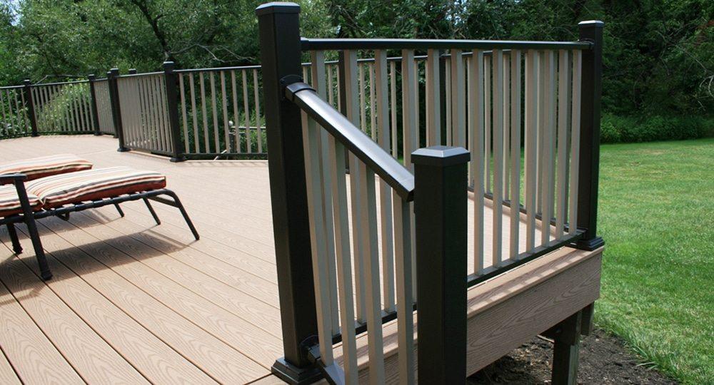 aluminum deck rail - aluminum deck railing