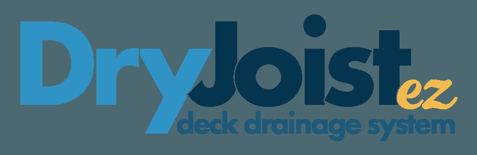 DryJoistEZ Deck Drainage System
