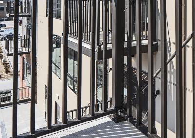 The Yard | Omaha, NE | Balcony Railing