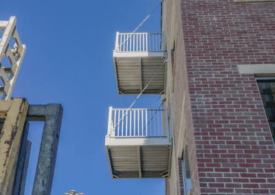 The Highline II | Omaha, NE | Balcony