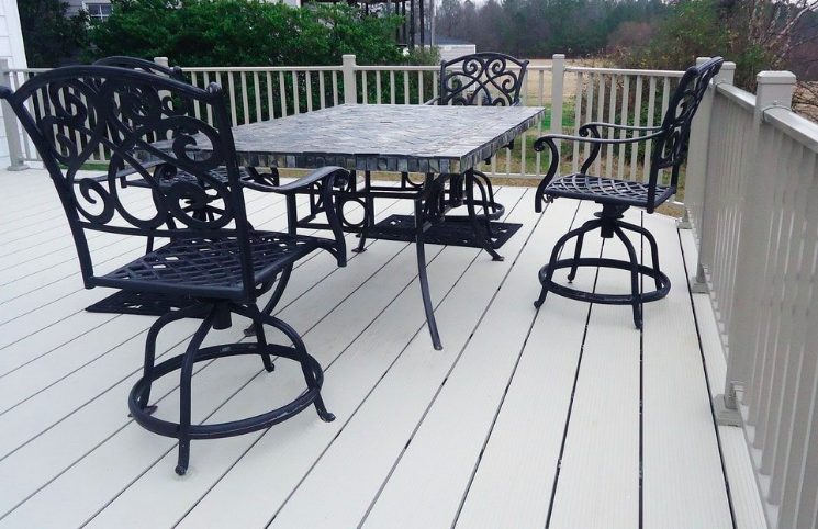low maintenance decking options