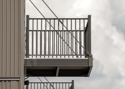 The Yard | Omaha, NE | Balconies
