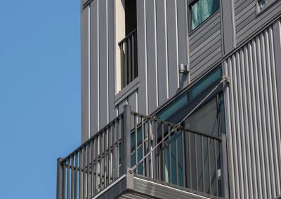 The Yard | Omaha, NE | Balcony