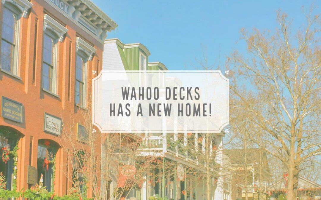 Aluminum Deck Manufacturer Wahoo Decks Moves Headquarters to Dahlonega.