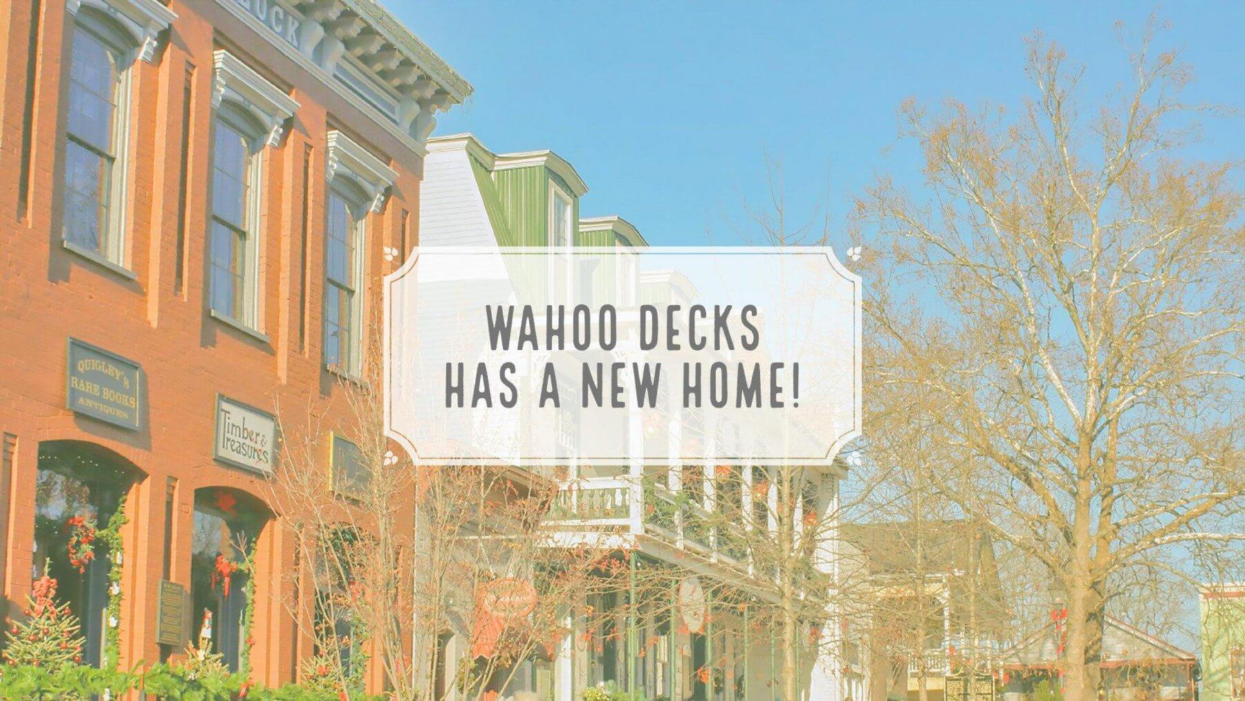 Wahoo Aluminum Deck Manufacturer Moves to Dahlonega
