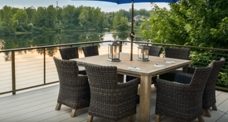 Aluminum Decking Is Great for Vacation Homes