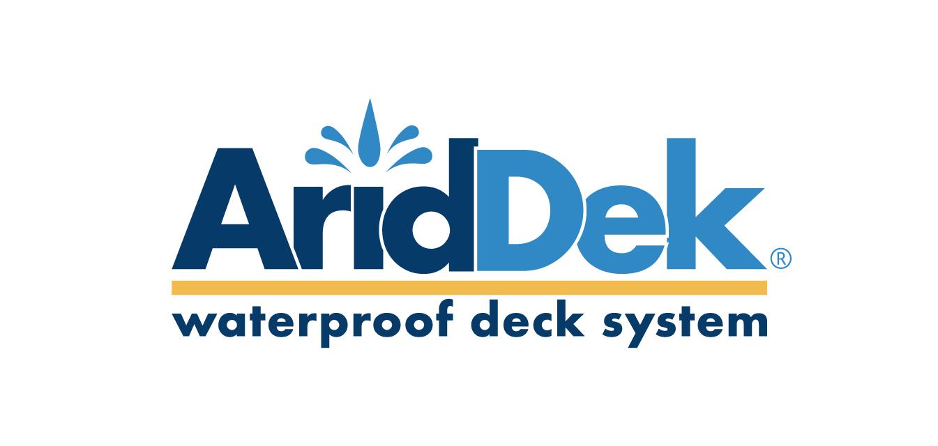 AridDek Waterproof Deck System Logo