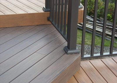 Wahoo Deck Railing Balcony Rail 4