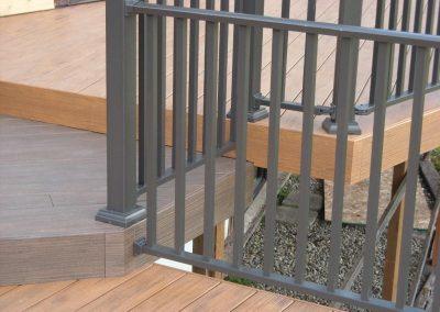 Wahoo Deck Railing Balcony Rail 5
