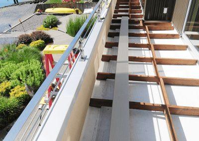 Fortis Deck Board Installation Square