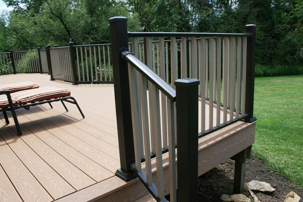 Wahoo Deck Railing Balcony Rail 11