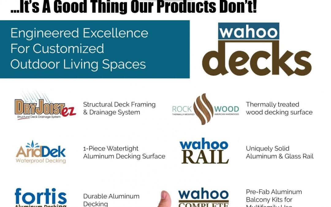 The Show Must Go On! | Wahoo Decks