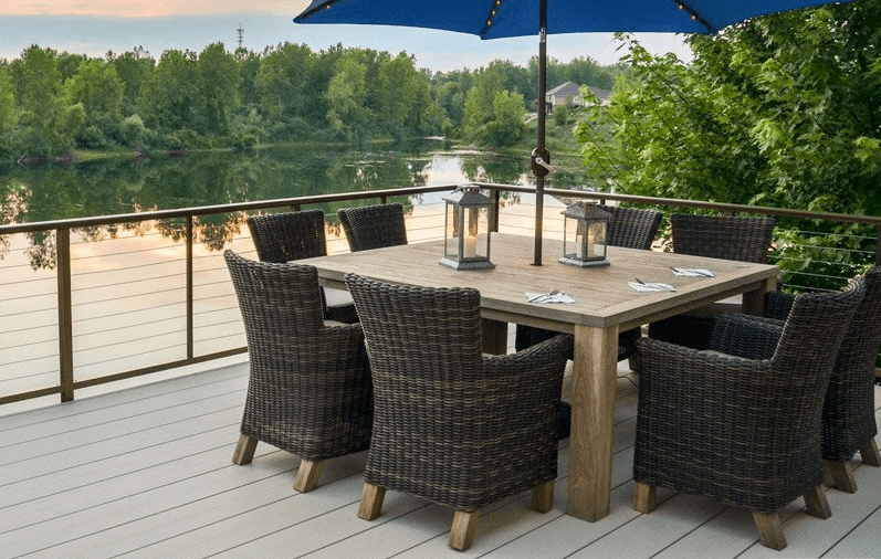 benefits of aluminum decking