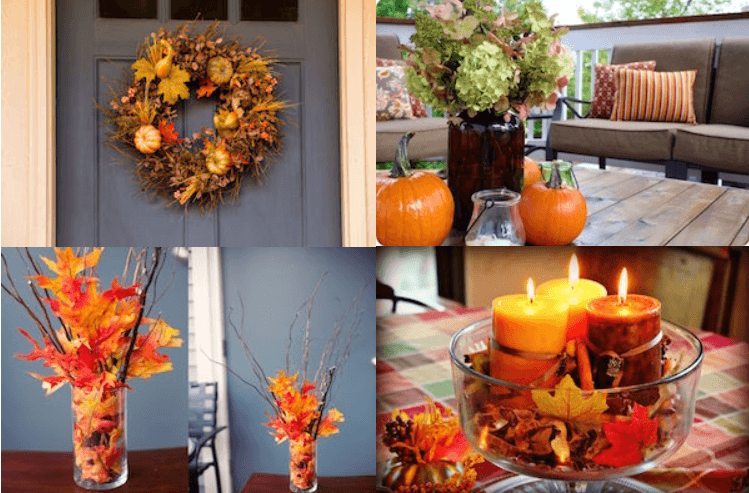 decorating your deck for fall