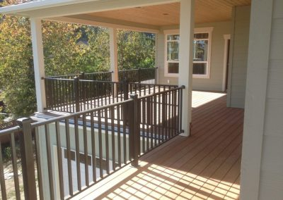 Wahoo Deck Railing Balcony Rail 14