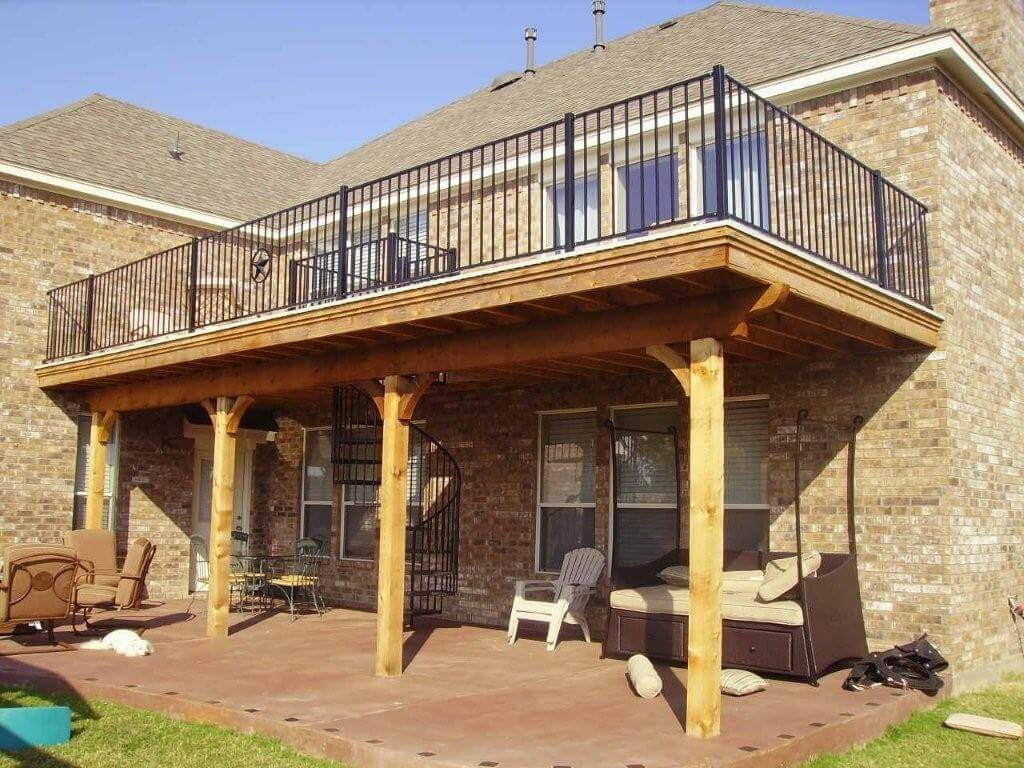 Deck Design Ideas: What Size Deck Should I Have? | Wahoo Decks Aluminum Decking & Deck Railing